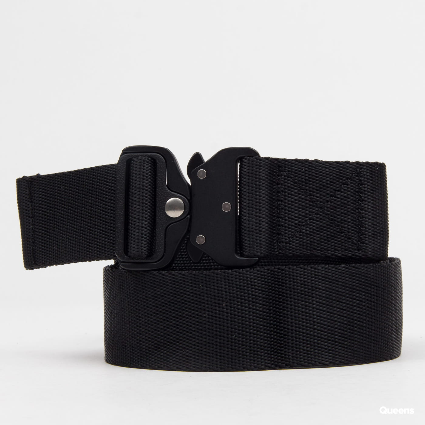 Urban Classics Wing Buckle Belt black