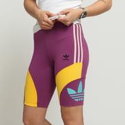 adidas Originals Cycling Shorts fialové