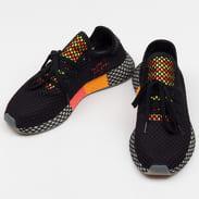 adidas Originals Deerupt Runner cblack / sesame / solred