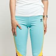 adidas Originals HW Tights světle modré / žluté / fialové