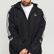 adidas Originals Outline Trefoil Windbreaker černá