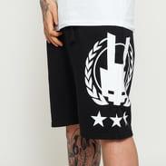 Azurit Kingdom Side Logo Shorts černé