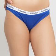 Calvin Klein Bikini - Slip 3 Pack černé / bílé / modré