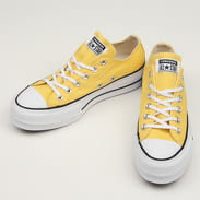 Converse Chuck Taylor All Star Lift OX butter yellow / black / white