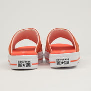 Converse One Star Sandal Slip turf orange / egret / white