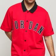 Jordan DNA Distorted Shooting Shirt červený