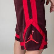 Jordan Kids Dri-Fit Shorts tmavě vínové / červené