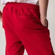 Jordan Kids Fleece Terry Pants červené