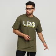 LRG Levels Tee olivové