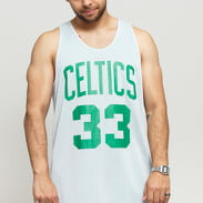Mitchell & Ness NBA Reversible Mesh Tank Top Boston Celtics #33 zelený / bílý