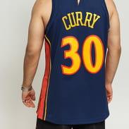 Mitchell & Ness NBA Swingman Jersey Golden State Warriors Stephen Curry #30 navy
