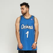 Mitchell & Ness NBA Swingman Jersey Orlando Magic Anfernee Hardaway modrý