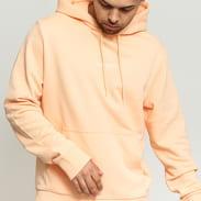 New Era Essential New Era Hoody světle oranžová