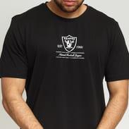 New Era NFL Team Established Raiders Tee černé