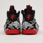 Nike Air Foamposite One sail / black - habanero red - black