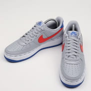 Nike Air Force 1 '07 LV8 wolf grey / habanero red