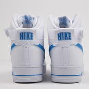 Nike Air Force 1 High '07 3 white / white - photo blue
