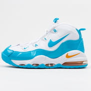 Nike Air Max Uptempo '95 white / blue fury - canyon gold