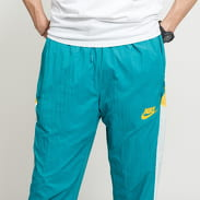 Nike M NSW Re-Issue Pant Woven tyrkysové