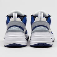 Nike M2K Tekno sail / deep royal blue - wolf grey