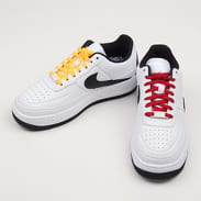 Nike W AF1 Jester XX SE white / black - laser orange