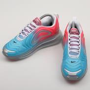 Nike W Air Max 720 lava glow / black - blue fury