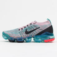 Nike W Air Vapormax Flyknit 3 plum chalk / black - red orbit