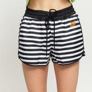 Nike W NSW Short Woven LA černé / bílé