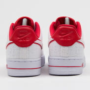 Nike WMNS Air Force 1 '07 LX white / university red - white
