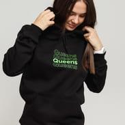 Queens Matrix Hoodie černá