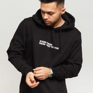 Queens Streetwear Hoodie černá