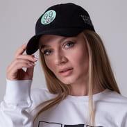 Queens X Explicit Ravemoji Cap černá