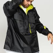 Stüssy Drift Pullover Jacket černá