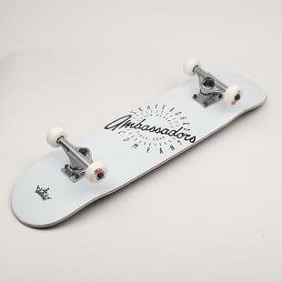 Ambassadors Komplet Skateboard Spin White II.