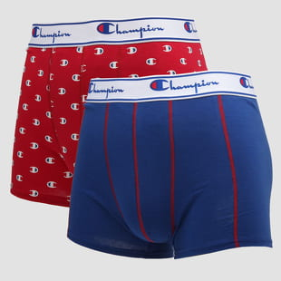 Champion 2 Pack Boxers Mini Logo