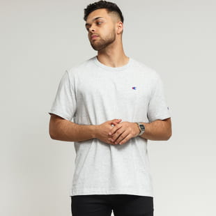 Champion Script Logo Back Crew Neck