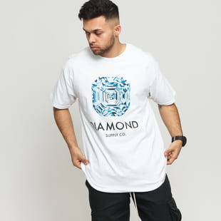 Diamond Supply Co. Asscher Cut SS Tee