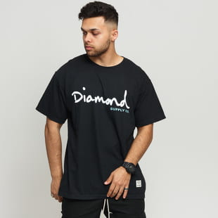 Diamond Supply Co. OG Script Overdye SS