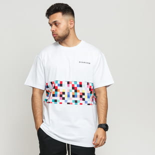Diamond Supply Co. Pixel Panel Tee