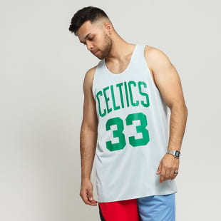 Mitchell & Ness NBA Reversible Mesh Tank Top Boston Celtics #33