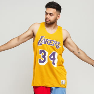 Mitchell & Ness NBA Reversible Mesh Tank Top LA Lakers #34