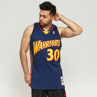 Mitchell & Ness NBA Swingman Jersey Golden State Warriors Stephen Curry #30