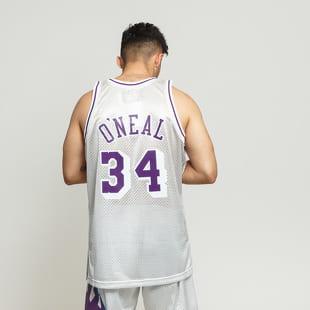89fd5b135b3 Mitchell   Ness NBA Swingman Jersey LA Lakers - Shaquille ...