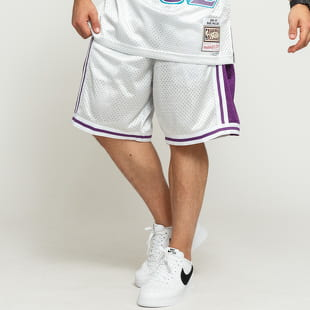 Mitchell & Ness NBA Swingman Shorts LA Lakers