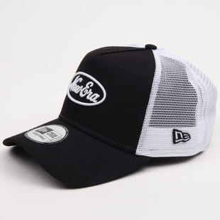 New Era 940 AF Oval Script Trucker New Era
