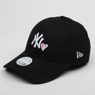 New Era 940W MLB Rainbow Heart NY