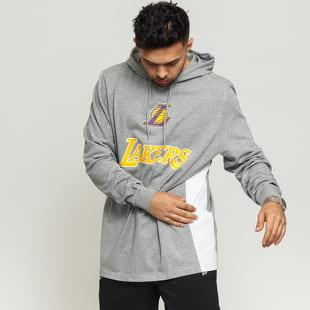 New Era NBA Contrast Panel LA Lakers Hoody