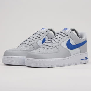 Nike Air Force 1 '07 LV8 pure platinum racer blue