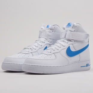 Sneakers Nike Air Force 1 High 07 3 White White Photo Blue
