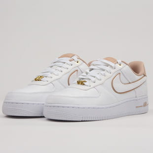 Nike WMNS Air Force 1 '07 LX white / bio beige - white